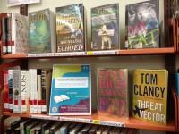 Leased book display