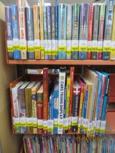 New Kids Books (yellow)
