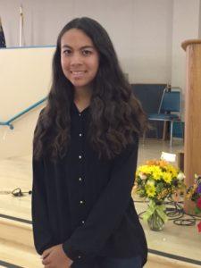 Victoria Crisologo, 2016 Essay Contest Grand Prize Winner
