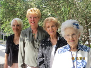 Judy Williams, Sue Hotz, Norma Cirello, Lee Ottman